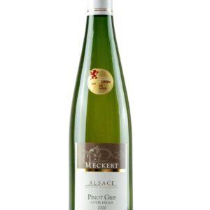 Pinot gris : Cuvée Hélios